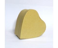 Pappkarp Mini, Folia - süda