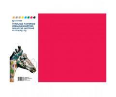 Värviline kartong 225g/m², 8 lehte - A3