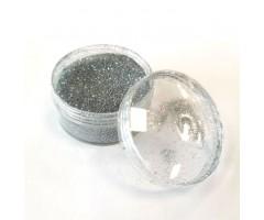 Embossing pulber - Hõbedane Glitter, 10g - Knorr Prandell