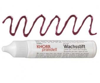 Küünlalainer Knorr Prandell 25ml - metalne punane