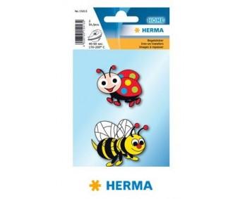 Triigitavad aplikatsioonid Herma - lepatriinu ja mesilane