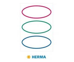 Etiketid Herma Vario - ovaalid