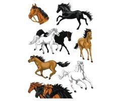 Kleepsud Magic - sädelevad hobused
