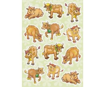 Kleepsud Magic - lehmad