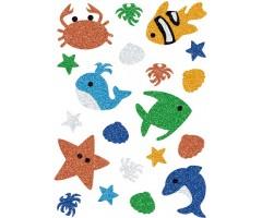 Kleepsud Magic - sädelevad mereloomad