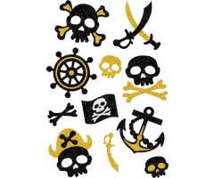 Kleepsud Magic - sädelevad piraadid