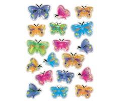 Kleepsud Magic - ruumilised liblikad