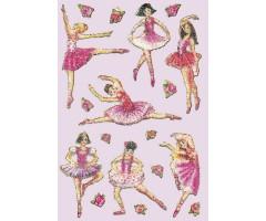 Kleepsud Magic - sädelevad baleriinid