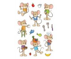 Kleepsud Magic - tegusad hiired