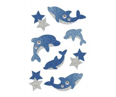 Kleepsud Magic - sädelevad delfiinid
