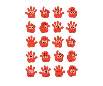 Kleepsud Magic - neoonsed käed