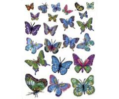 Kleepsud Magic - sädelevad liblikad