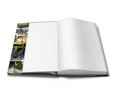 Reguleeritava suurusega kilekaaned Herma - Jalgpall, 300x540 mm