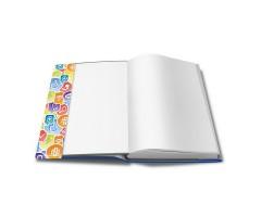Reguleeritava suurusega kilekaaned Herma - Social Icons, 300x540 mm