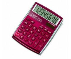Lauakalkulaator CDC-80RD - punane