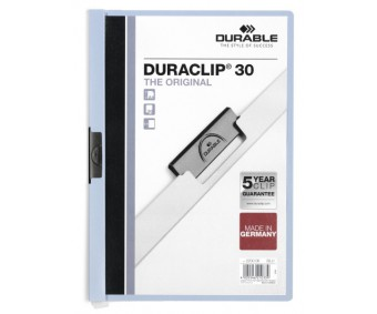 Kiilkaaned Duraclip 30 - helesinine
