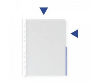 Signaaltasku A4 köidetav, matt - sinine