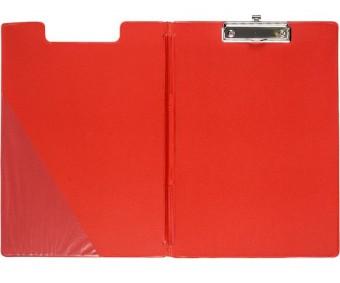 Kirjutusalus Bantex A4, kaanega - punane