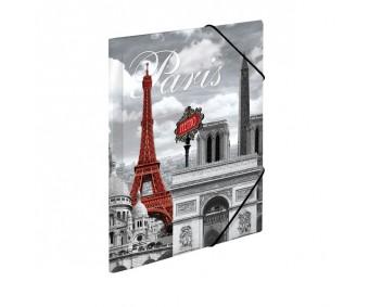 Plastikust mapp Herma A3 - Pariis
