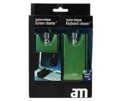 Puhastusvahendid AM EazyCare Notebook ekraan+klaviatuur - roheline