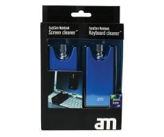 Puhastusvahendid AM EazyCare Notebook ekraan+klaviatuur - sinine