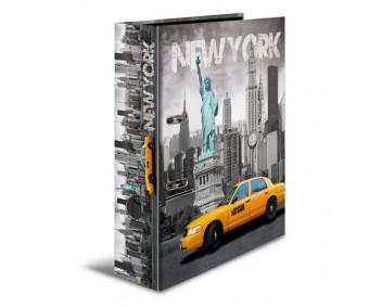 Registraator Herma A4, 7cm - New York