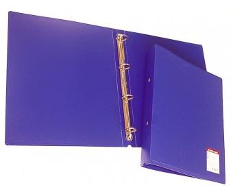 Rõngaskaaned Erich Krause A4 - sinine