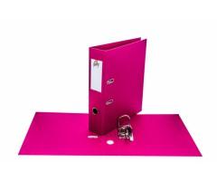 Registraator College A4, 7cm - roosa