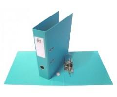 Registraator College A4, 7cm - türkiis