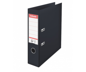 Registraator Esselte No.1 A4, 7cm - must