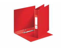 Rõngaskaaned Esselte A5 - punane