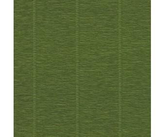 Krepp-paber Cartotecnica Rossi 50x250 cm, 144g/m² - Olive Green