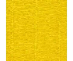 Krepp-paber Cartotecnica Rossi 50x250 cm, 144g/m² - Daisy Yellow