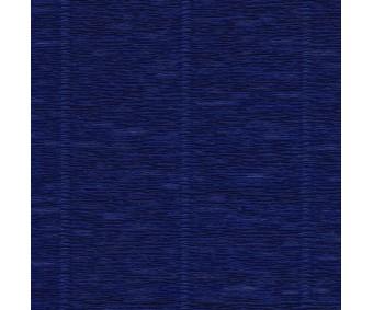 Krepp-paber Cartotecnica Rossi 50x250 cm, 144g/m² - Midnight Blue