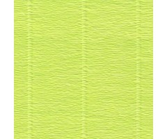 Krepp-paber Cartotecnica Rossi 50x250 cm, 144g/m² - Acid Green