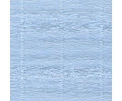 Krepp-paber Cartotecnica Rossi 50x250 cm, 144g/m² - Sky Blue