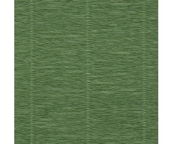 Krepp-paber Cartotecnica Rossi 50x250 cm, 144g/m² - Moss Green