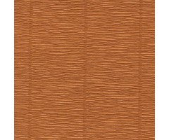 Krepp-paber Cartotecnica Rossi 50x250 cm, 144g/m² - Nut Brown