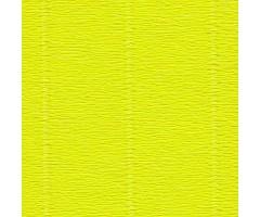 Krepp-paber Cartotecnica Rossi 50x250 cm, 144g/m² - Lemon Yellow