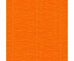 Krepp-paber Cartotecnica Rossi 50x250 cm, 144g/m² - Fluorescent Orange