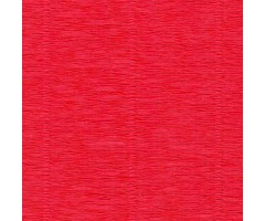 Krepp-paber Cartotecnica Rossi 50x250 cm, 144g/m² - Light Red