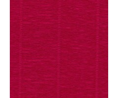 Krepp-paber Cartotecnica Rossi 50x250 cm, 144g/m² - Cardinal Red