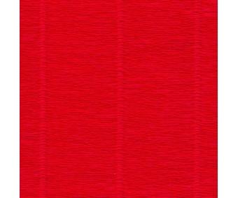 Krepp-paber Cartotecnica Rossi 50x250 cm, 144g/m² - Scarlet Red
