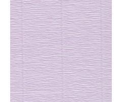 Krepp-paber Cartotecnica Rossi 50x250 cm, 144g/m² - Light Lilac
