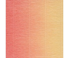 Krepp-paber Cartotecnica Rossi 2-tooniline 50x250 cm, 144g/m² - roosa-virsik