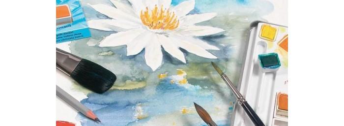 Akvarellvärvid