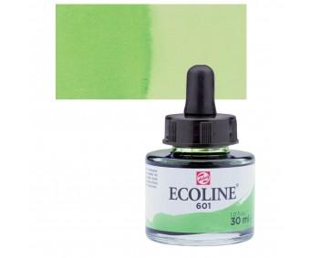 Akvarelltint Talens Ecoline, 30 ml - 601 heleroheline