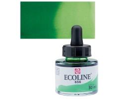 Akvarelltint Talens Ecoline, 30 ml - 656 metsaroheline