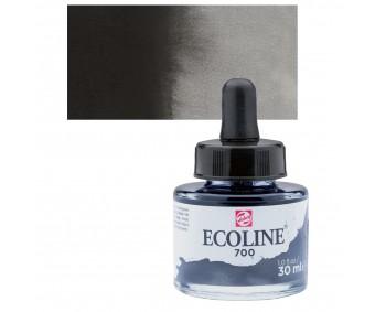 Akvarelltint Talens Ecoline, 30 ml - 700 must