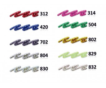 Glitterlainer Nerchau 28ml - värvivalik